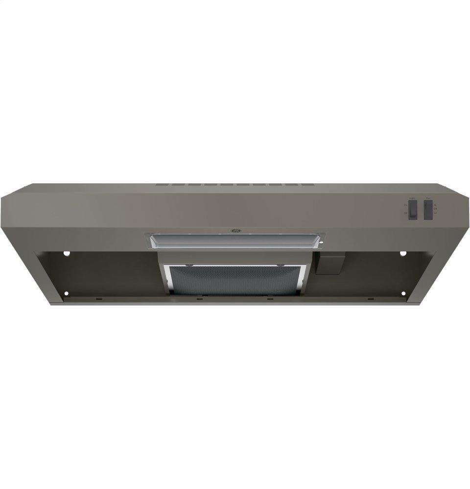 """GE® 30"""" Under The Cabinet Hood Photo #3"""