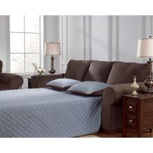 Product Image - Queen Sofa Sleeper Doralynn - Java Collection Ashley at Aztec Distribution Center Houston Texas