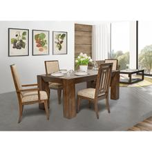 See Details - Side Chair Rustic Ranch