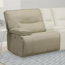 View Product - SPARTACUS - OYSTER Power Left Arm Facing Recliner