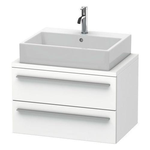 Duravit - Vanity Unit For Console Compact, White Matte