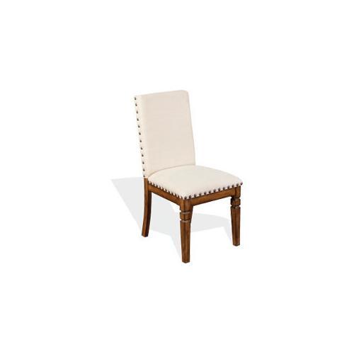 Cornerstone Chair w/ Cushion Seat & Back