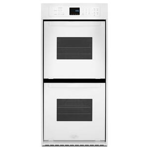6.2 Cu. Ft. Double Wall Oven with High-Heat Self-Cleaning System -