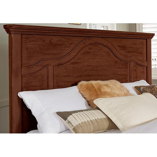 Mantel Storage Bed Queen & King