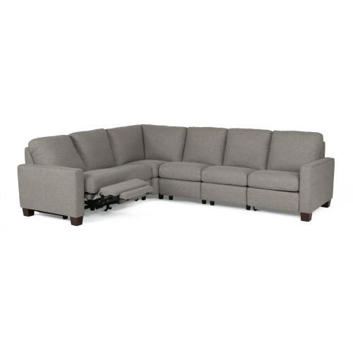 Britton Power Reclining Sectional