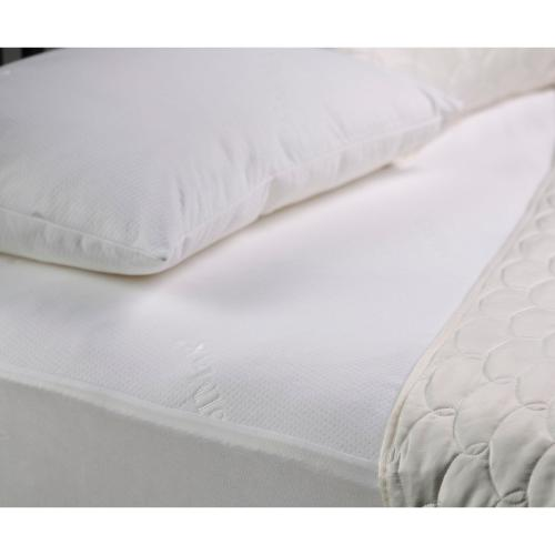 Sleep Chill Mattress Protector with Soft and Moisture Resistant CoolMax Fabric, Twin XL