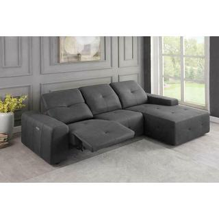 Eton 3 Piece Power Sectional
