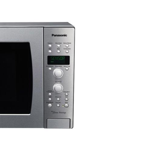 Gallery - 1.5 Cu. Ft. Convection Built-In/Countertop Microwave Oven with Inverter Technology - Stainless Steel - NN-CD989S