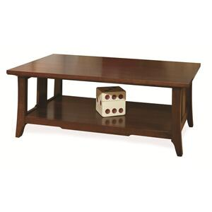Durham Furniture - Westwood Cocktail Table