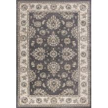 "Avalon 5608 Grey/ivory Kashan 3'3"" X 5'3"""