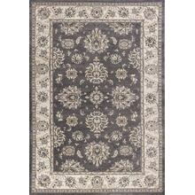 "Avalon 5608 Grey/ivory Kashan 2' X 7'7"" Runner"