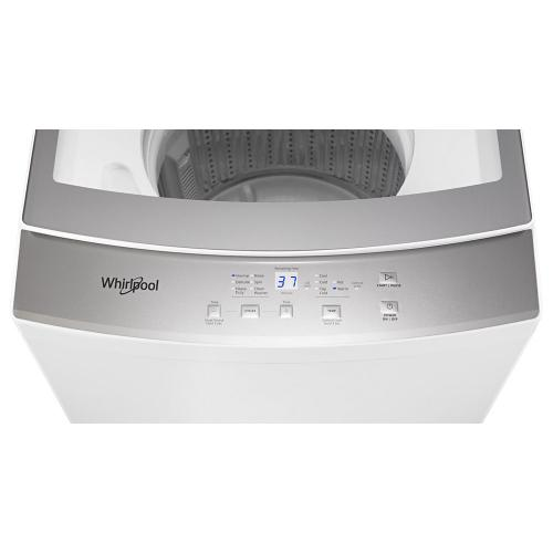 Whirlpool Canada - 1.8 cu.ft I.E.C. Electric Stacked Laundry Center 6 Wash cycles and AutoDry™