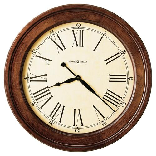 Howard Miller Grand Americana Wall Clock 620242