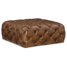 Living Room Ethan Square Ottoman