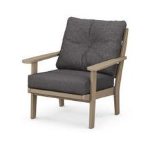 View Product - Lakeside Deep Seating Chair in Vintage Sahara / Ash Charcoal