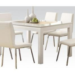 Acme Furniture Inc - White Dining Table