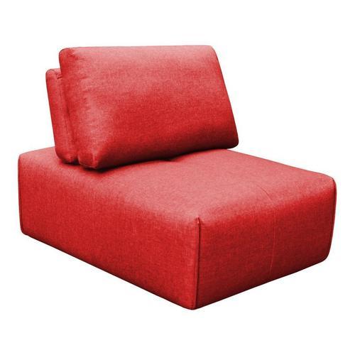 Nathaniel Slipper Chair Red