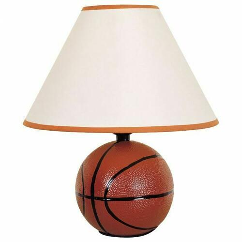ACME All Star Lamps Table Lamp (Set-8) - 03877 - Basketball
