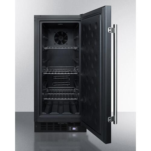 """Product Image - 15"""" Built-in All-freezer"""