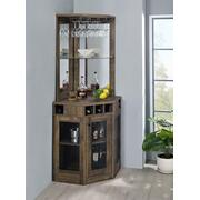 Corner Bar Cabinet Product Image