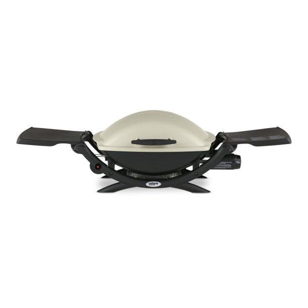 Weber Q™ 2000™ LP Gas Grill - Titanium