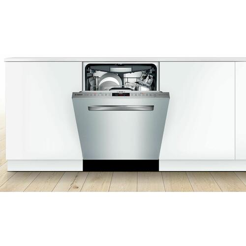 800 Series Dishwasher 24'' Stainless steel SHP878ZD5N