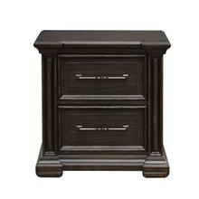 See Details - Canyon Creek Nightstand in Brown