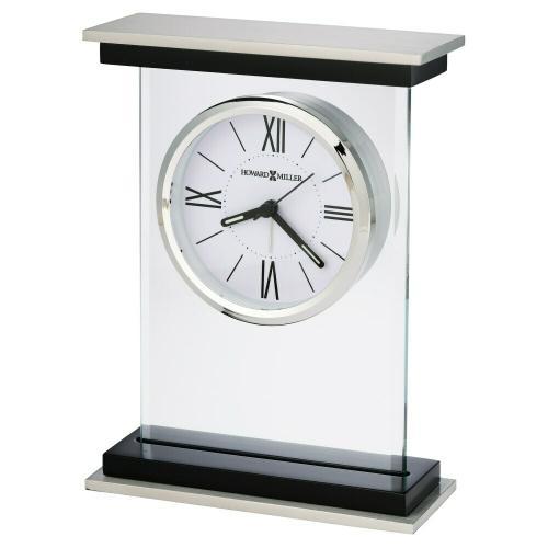 645-833 Bryant Alarm & Table Clock
