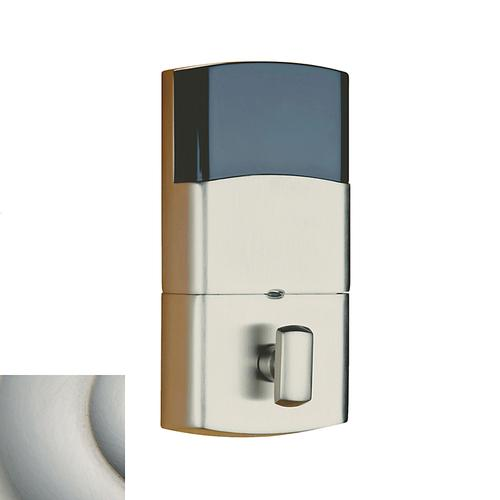 Satin Nickel with Lifetime Finish Soho AC Z-Wave Deadbolt