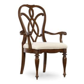 Dining Room Leesburg Splatback Arm Chair - 2 per carton/price ea