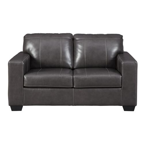 Morelos Loveseat Gray