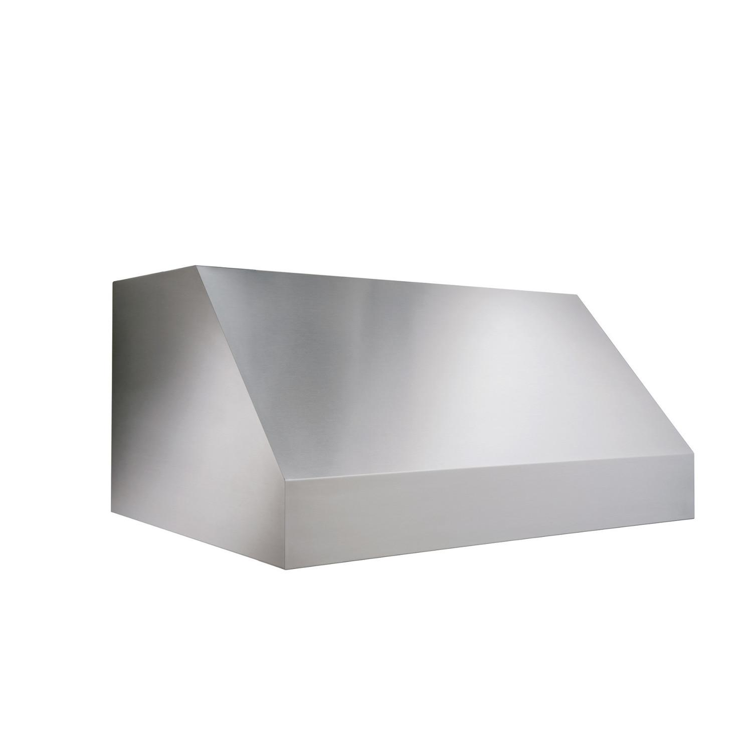 Broan® 36-Inch Pro-Style Outdoor Range Hood, 1100 CFM, Stainless Steel