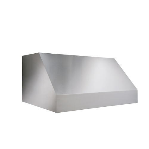 Broan® 60-Inch Pro-Style Outdoor Range Hood, 1100 CFM, Stainless Steel