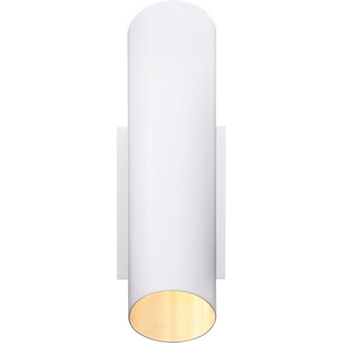 AERIN Tourain 1 Light 4 inch Plaster White Wall Sconce Wall Light