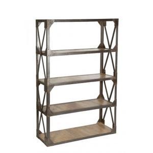 Industrial Bookshelf- Large