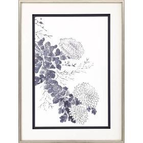 Ink Wash Chrysanthemum