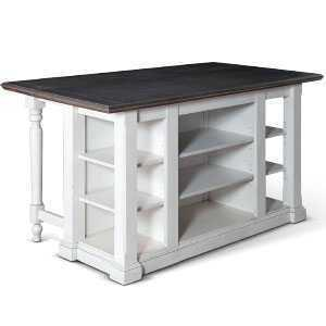 Sunny Designs - Carriage House Kitchen Island Table