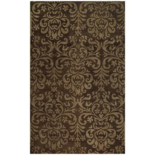 Filigree Espresso Hand Tufted Rugs