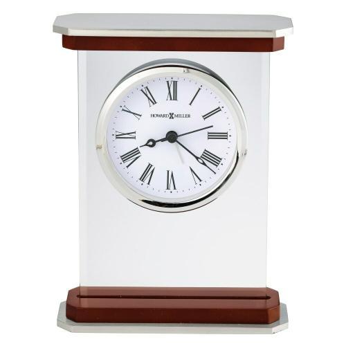645-834 Mayfield Alarm & Table Clock