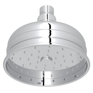 "Polished Chrome 5"" Bordano Rain Anti-Calcium Showerhead Product Image"