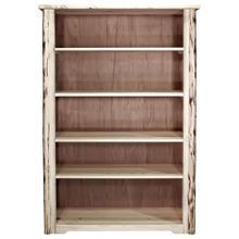 Montana Collection Bookcase w/ Adjustable Shelves