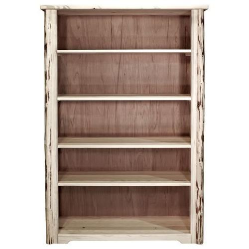 Montana Woodworks - Montana Collection Bookcase w/ Adjustable Shelves