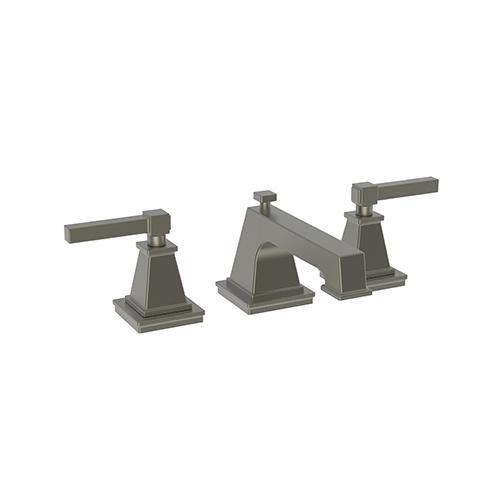 Newport Brass - Gun Metal Widespread Lavatory Faucet