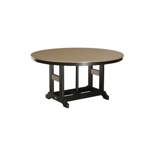 "Garden Classic 60"" Round Table - Counter"