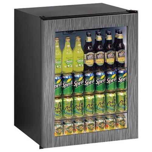 "U-Line - 24"" Refrigerator With Integrated Frame Finish (115 V/60 Hz Volts /60 Hz Hz)"