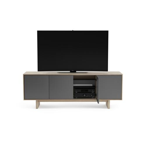 BDI Furniture - Octave 8379GFL Media Console in Drift Oak