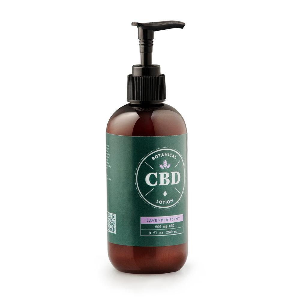 Product Image - Botanical CBD Lotion