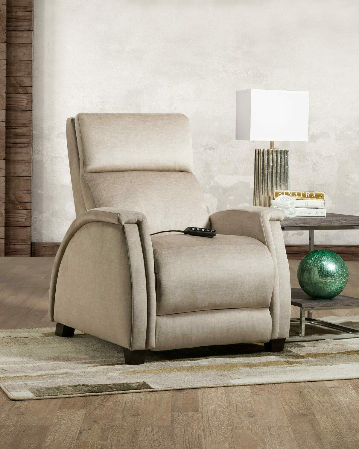 Southern MotionSmall Wedge With Storage Console