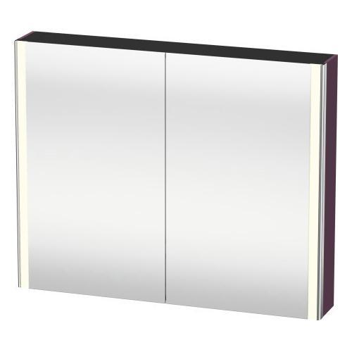 Product Image - Mirror Cabinet, Aubergine Satin Matte (lacquer)