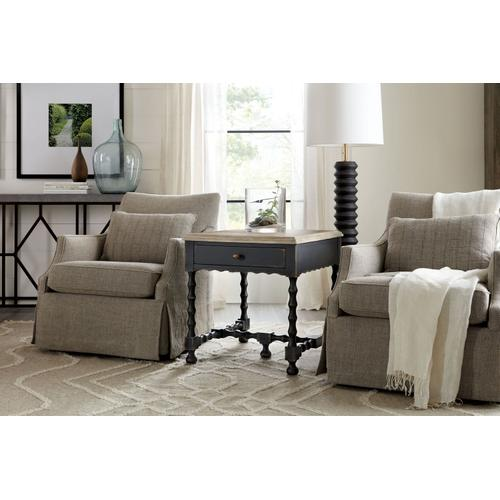 Living Room Ciao Bella Rectangular End Table
